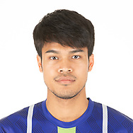THAILAND - APRIL 09: Chayawat Srinawong #55 of Samut Prakan City FC on April 09, 2019.<br /> .<br /> .<br /> .<br /> (Photo by: Naratip Golf Srisupab/SEALs Sports Images/MB Media Solutions)