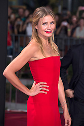 Sept. 5, 2014 - Berlin, Germany - CAMERON DIAZ arrives for the 'Sex Tape' Premiere at Potsdamer Platz. (Credit Image: © Frederic/Future-Image/ZUMA Wire)