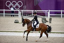 Krajewski Julia, GER, Amande de B Neville, 236<br /> Olympic Games Tokyo 2021<br /> © Hippo Foto - Dirk Caremans<br /> 30/07/2021