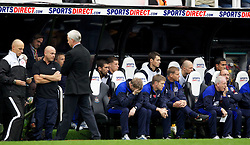 05.11.2011, St. James' Park, Newcastle Upon Tyne, ENG, Premier League, Newcastle United vs FC Everton, im Bild Everton's manager David Moyes looks dejected // during the premier league match between Newcastle United vs FC Everton at St. James' Park, Newcastle Upon Tyne, EnG on 05/11/2011. EXPA Pictures © 2011, PhotoCredit: EXPA/ Propaganda Photo/ Vegard Grott +++++ ATTENTION - OUT OF ENGLAND/GBR+++++