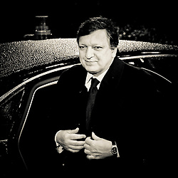 Brussels, Belgium 16 December 2010.European Commission President Jose Manuel Barroso arrives at the European Union leaders summit in Brussels..Photo: SCORPIX /  Patrick Mascart
