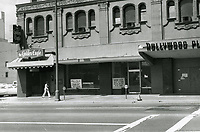 1973 Golden Eagle Bar on Vine St.
