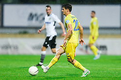Sven Sostaric Karic of Domzale during football match between NK Domzale and NK Koper in 34th Round of Prva liga Telekom Slovenije 2020/21, on May 16, 2021 in Sports park Domzale, Domzale, Slovenia. Photo by Vid Ponikvar / Sportida