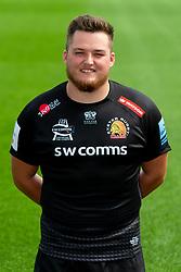 Alfie Petch - Ryan Hiscott/JMP - 27/08/2019 - SPORT - Sandy Park - Exeter, England - Exeter Chiefs Media Day