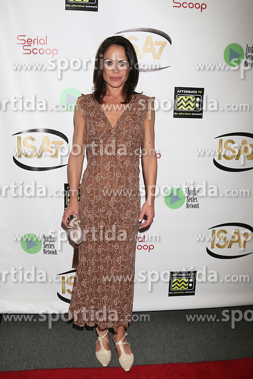 Yancy Butler at the 7th Annual Indie Series Awards at the El Portal Theater on April 6, 2016 in North Hollywood, CA. EXPA Pictures © 2016, PhotoCredit: EXPA/ Photoshot/ Kerry Wayne<br /> <br /> *****ATTENTION - for AUT, SLO, CRO, SRB, BIH, MAZ, SUI only*****