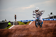 #99 (YAMAGUCHI Daichi) JPN [Haro] at Round 7 of the 2019 UCI BMX Supercross World Cup in Rock Hill, USA