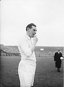 All Ireland Senior Football Final Replay. Meath v Cavan..Ref. S. Hayes..Winners - Cavan 0.9 - 0.5..12.10.1952  12th October 1952
