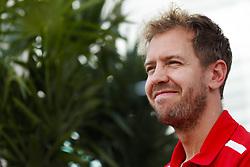 October 25, 2018 - Mexico-City, Mexico - Motorsports: FIA Formula One World Championship 2018, Grand Prix of Mexico, ..#5 Sebastian Vettel (GER, Scuderia Ferrari) (Credit Image: © Hoch Zwei via ZUMA Wire)