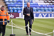 Queens Park Rangers manager, Steve McClaren arrives at Fratton Park during the The FA Cup fourth round match between Portsmouth and Queens Park Rangers at Fratton Park, Portsmouth, England on 26 January 2019.