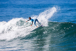Sally Fitzgibbons (AUS) will surf in Round 2 of the 2018 Roxy Pro France after placing second in Heat 6 of Round 1 in Hossegor, France.