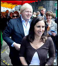 Boris and Marina Borough Market 21-4-12