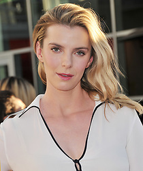 """Betty Gilpin arrives at Netflix's """"Glow"""" Los Angeles Premiere held at the Arclight Cinerama Dome in Los Angeles, CA on Wednesday, June 21, 2017.  (Photo By Sthanlee B. Mirador) *** Please Use Credit from Credit Field ***"""
