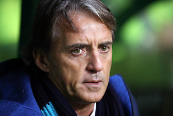 File photo dated 15-02-2018 of Italy head coach Roberto Mancini. Issue date: Tuesday June 1, 2021.