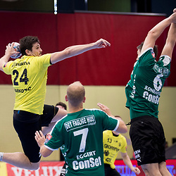 20171001: SLO, Handball - EHF Champions League 2017/18, RK Gorenje Velenje vs Skjern Handbold