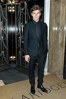 Oliver Cheshire, Claridge's Christmas Tree - party, Claridge's Hotel, London UK, 26 November 2013, Photo by Raimondas Kazenas