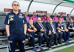 Pietro Ghedin, head coach of Malta during football match between National teams of Slovenia and Malta in Round #6 of FIFA World Cup Russia 2018 qualifications in Group F, on June 10, 2017 in SRC Stozice, Ljubljana, Slovenia. Photo by Vid Ponikvar / Sportida