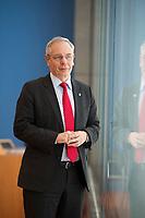 DEU, Deutschland, Germany, Berlin, 10.11.2016: Portrait Michael Vassiliadis, Chef der IG BCE.