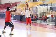 DESCRIZIONE : Roma Lega A 2013-2014 Allenamento Virtus Roma<br /> GIOCATORE : Alex Righetti<br /> CATEGORIA : three points<br /> SQUADRA : Virtus Roma<br /> EVENTO : Allenamento Virtus Roma<br /> GARA : <br /> DATA : 25/09/2013<br /> SPORT : Pallacanestro <br /> AUTORE : Agenzia Ciamillo-Castoria/M.Simoni<br /> Galleria : Lega Basket A 2013-2014  <br /> Fotonotizia : Roma Lega A 2013-2014 Allenamento Virtus Roma<br /> Predefinita :