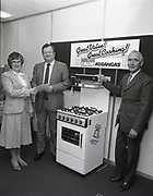 Presentation of Calor Kosangas Cooken, Long Mile Road, Dublin,<br /> 18th May 1984
