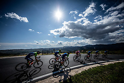 Team Slovenia during Practice session at UCI Road World Championship 2020, on September 25, 2020 in Imola, Italy. Photo by Vid Ponikvar / Sportida