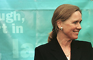Director Liv Ullmann arrives at the Filmhouse for the UK premiere of her film entitled Faithless. The film is an adaptation of an original script by Ingmar Bergman, and is showing as part of the Edinburgh International Film Festival..