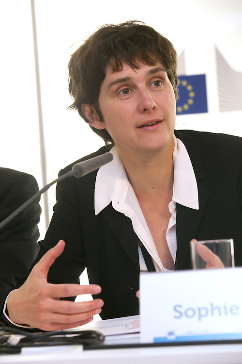03 June 2015 - Belgium - Brussels - European Development Days - EDD - Growth - Ideas to impact-Innovation prizes for development - Sophie Tremolet<br /> WASH Theme Leader , Tremolet Consulting © European Union