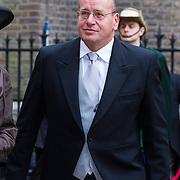 NLD/Den Haag/20130917 -  Prinsjesdag 2013, Staatssecretaris van Veiligheid en Justitie Fred Teeven