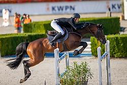 Romp Ruben, NED, Icarus V<br /> Nationaal Kampioenschap KWPN<br /> 7 jarigen springen round 2<br /> © Hippo Foto - Dirk Caremans<br />  18/08/2020