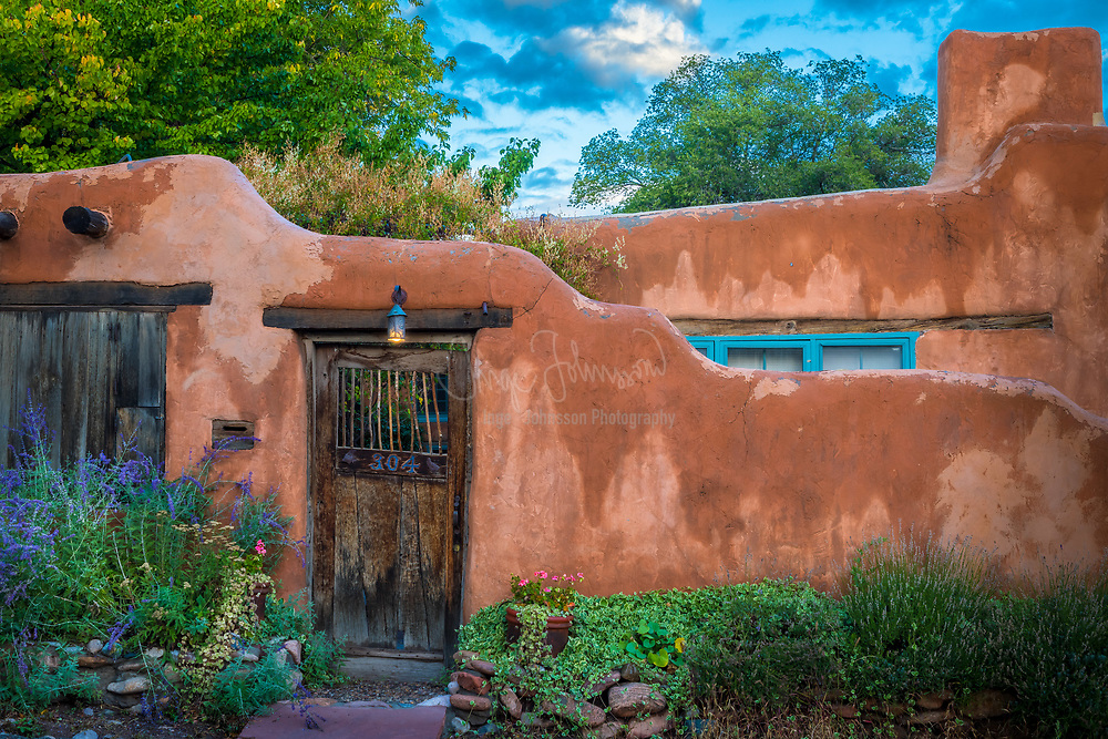 """Santa Fe is the capital of the state of New Mexico. This area was occupied for at least several thousand years by indigenous peoples who built villages several hundred years ago on the current site of the city. It was known by the Tewa inhabitants as Ogha Po'oge (""""White Shell Water Place""""). The city of Santa Fe, founded by Spanish colonists in 1610, is the oldest city in the state and the oldest state capital city in the United States. Santa Fe (meaning """"holy faith"""" in Spanish) had a population of 69,204 in 2012.  After the mainline of the railroad bypassed Santa Fe, it lost population. However artists and writers, as well as retirees, were attracted to the cultural richness of the area, the beauty of the landscapes, and its dry climate. Local leaders began promoting the city as a tourist attraction. The city sponsored architectural restoration projects and erected new buildings according to traditional techniques and styles, thus creating the Santa Fe Style. Edgar L. Hewett, founder and first director of the School of American Research and the Museum of New Mexico in Santa Fe, was a leading promoter. He began the Santa Fe Fiesta in 1919 and the Southwest Indian Fair in 1922 (now known as the Indian Market)."""