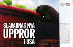 Amnesty Magazine, U.S.