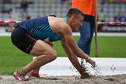 Denmark's  Andreas Trajkovski at the Aarhus Nordic Challenge 2016 at Ceres Park, Aarhus, Denmark, 25.6.2016. (Allan Jensen/EVENTMEDIA).