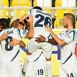 20150807: SLO, Football - Prva liga Telekom Slovenije 2015/16, NK Celje vs ND Gorica