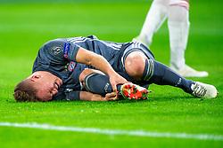 12-12-2018 NED: Champions League AFC Ajax - FC Bayern Munchen, Amsterdam<br /> Match day 6 Group E - Ajax - Bayern Munchen 3-3 / Joshua Kimmich #32 of Bayern Munich