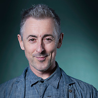 Alan Cumming, OBE, is a Scottish-American actor, author, and activist, at the Edinburgh International Book Festival 2015.<br /> Edinburgh, Scotland. 29th August 2015 <br /> <br /> Photograph by Gary Doak/Writer Pictures<br /> <br /> WORLD RIGHTS
