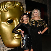 Katie Thistleton and Lauren Layfield arrivers at the BAFTA Children's Awards 2018 at Roundhouse on 25 November 2018, London, UK.