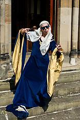 St Margaret of Scotland pilgrimage poster launched | Edinburgh | 10 May 2016