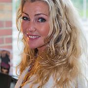 NLD/Amsterdam/20130621 - Boekpresentatie Happy Go Beauty van Tom Sebastian, Brigitte Nijman