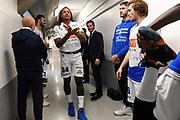 David Moss<br /> EA7 Emporio Armani Olimpia Milano - Germani Leonessa Basket Brescia<br /> LegaBasket Serie A 2017/2018<br /> Milano, 26/12/2017<br /> Foto M.Ceretti / Ciamillo-Castoria