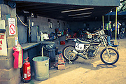 Flat Track racing, Rye House, UK