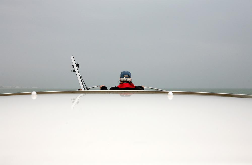 Graham's boat, Eastbourne, UK