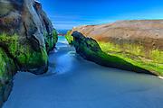 Coast of La Jolla California