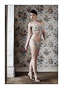 Model Michelle Pamela, Tippings Wood, Dundalk. Photography:Arthur Carron