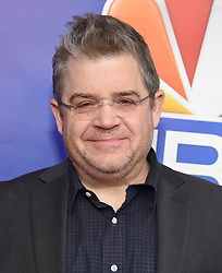 February 20, 2019 - Hollywood, California, U.S. - Patton Oswalt on the carpet at the NBCUniversal Mid Season Press Junket at Universal Studios. (Credit Image: © Lisa O'Connor/ZUMA Wire)