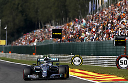 August 31, 2019, Spa-Francorchamps, Belgium: Motorsports: FIA Formula One World Championship 2019, Grand Prix of Belgium, ..#77 Valtteri Bottas (FIN, Mercedes AMG Petronas Motorsport) (Credit Image: © Hoch Zwei via ZUMA Wire)