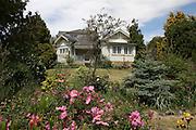 Hobart, Tasmania, Australia House and Garden