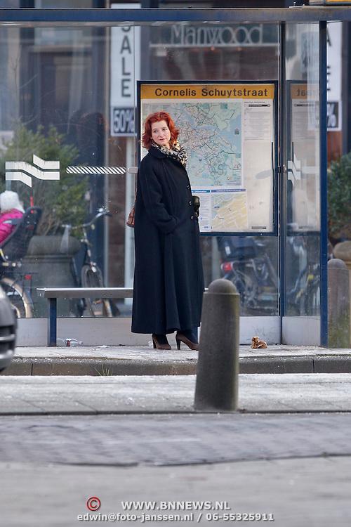 NLD/Amsterdam/20120131 - Gonny van Oudenallen,