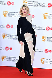 Jodie Whittaker attending the Virgin Media BAFTA TV awards, held at the Royal Festival Hall in London. Photo credit should read: Doug Peters/EMPICS