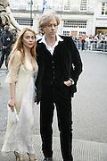 Bob Geldof and Jeanne Marine, Ark Gala Dinner, Marlborough House, London. 5 May 2006. ONE TIME USE ONLY - DO NOT ARCHIVE  © Copyright Photograph by Dafydd Jones 66 Stockwell Park Rd. London SW9 0DA Tel 020 7733 0108 www.dafjones.com