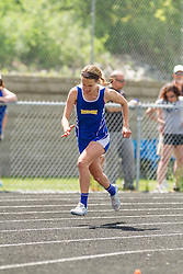 Maine State Track & Field Meet, Class B: girls 400 meters, Kaitlin Saulter, Hermon, state record 56.95
