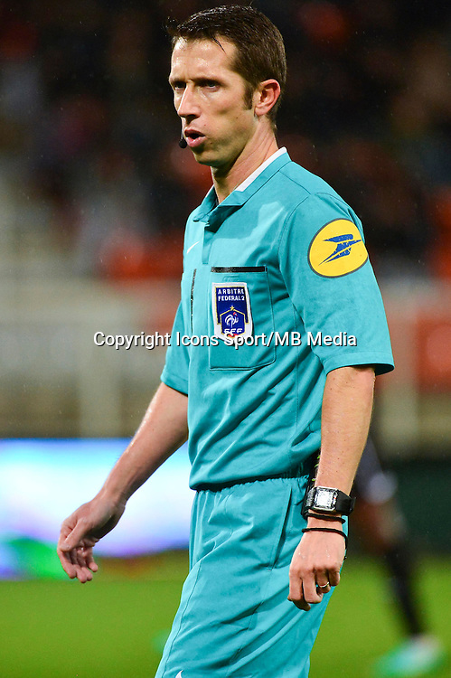 Olivier HUSSET   - 19.12.2014 - Auxerre / Niort - 18e journee Ligue 2<br /> Photo : Dave Winter / Icon Sport
